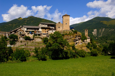 ordesa: Oto, Ordesa and Monte Perdido, National Park, Huesca, Aragon, Spain