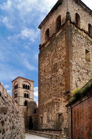 extremadura: Santa Maria de los Geronimos, Church, Trujillo, Extremadura, Spain