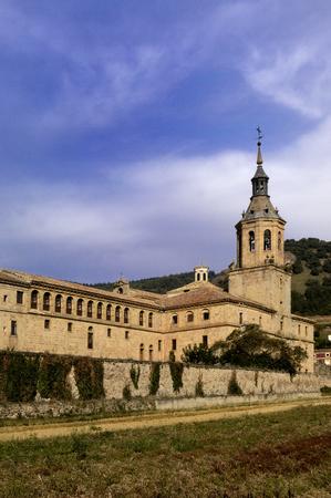 millan: Yuso Monastery , San Millan de la Cogolla, La Rioja, Spain