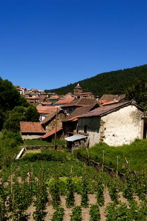 navarra: Ustarroz,(Uztarroze),Pyrenees, Navarra, Spain