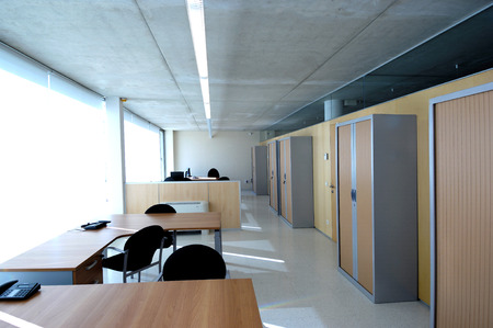 office cubicle: office new