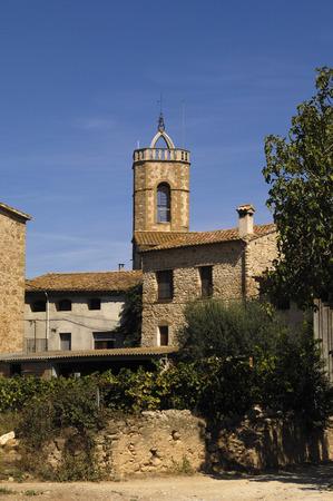 alt: view of Cistella, Alt Emporda, Girona province, Spain