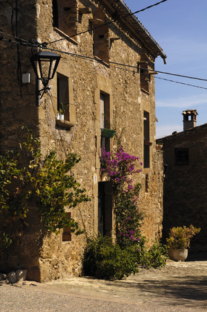 alt: Cistella, Alt Emporda, Girona province, Spain Stock Photo