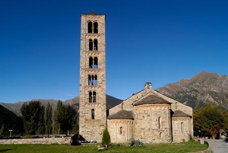 Église Sant Climent de Taüll, Lleida, Espagne