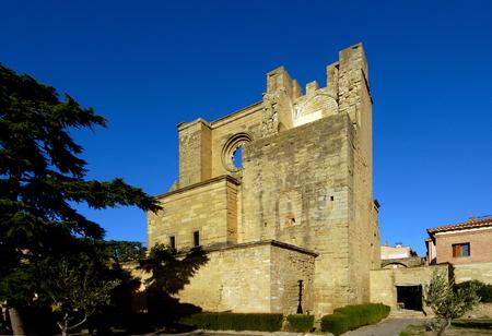 san pedro: San Pedro Church, Viana, Navarra, Spain