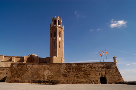 southern european descent: La SWu, Cathedral of LLeida.Catalonia.Spain