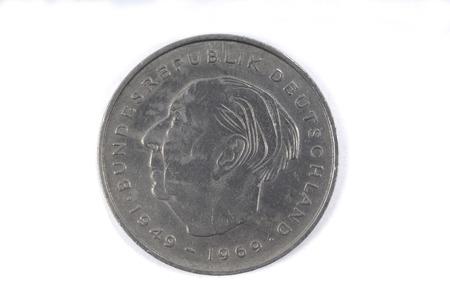 twentieth: German Coin, Twentieth Century,