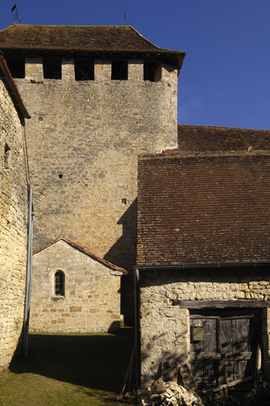 saint martin: Saint Martin de Vers, Lot, France