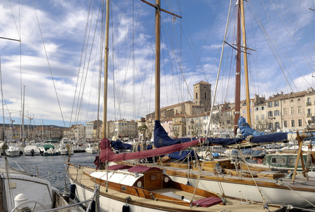 french riviera: Port of la Ciotat, French Riviera