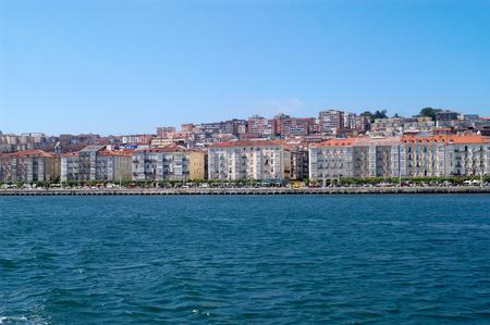 cantabria: View of Santander, Cantabria, Spain