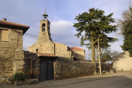 zamora: Our Lady of the Assumption, Villardeciervos, Zamora Province, Castile and Leon, Spain