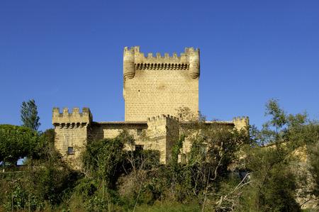 rio: Castle, Cuzcurrita de Rio Tirón, La Rioja, Spain