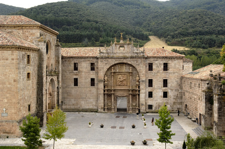 millan: Monastery of Yuso, San Millan de la Gogolla, La Rioja, Spain