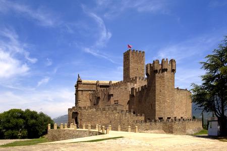 navarra: Castle of Javier, Sangüesa, Navarra, Spain