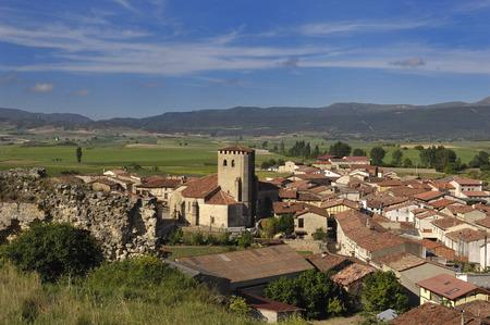 cid: Santa Gadea del Cid in Burgos province, Castilla-Leon, Spain