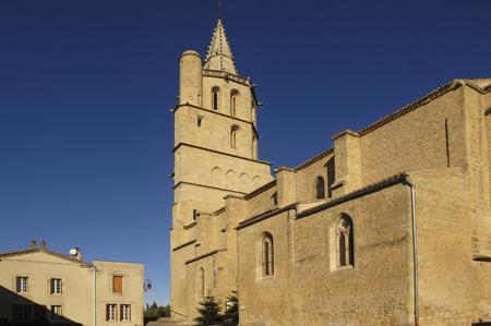 midi: Notredame des Miracle, Avignonet-Laugaris, Midi Pyrenees, France