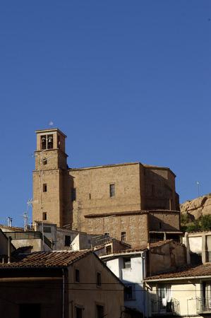 rioja: Santa Eulalia,Church, Arnedo, La Rioja, Spain