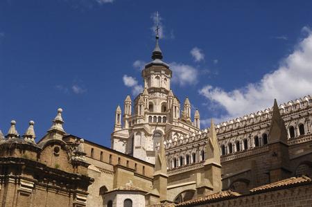 aragon: Cathedral of Tarazona, Zaragoza province,Aragon,Spain