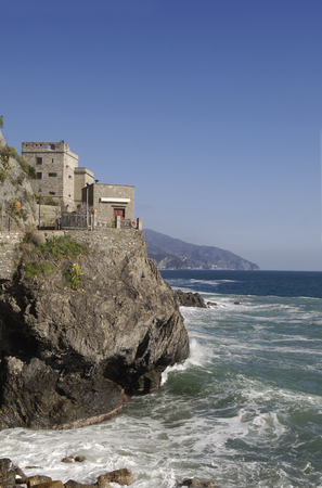 cinque: Monterosso al Mare, Cinque Terre, Italy