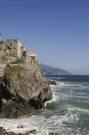 yegua: Monterosso, Cinque Terre, Italia