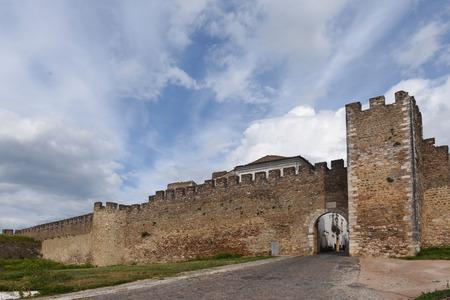 alentejo: Walls of Estremoz, Alentejo region, Portugal