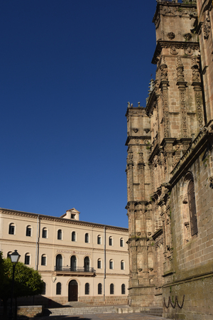 extremadura: New cathedral, Plasencia. C�ceres province, Extremadura, Spain