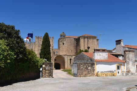 alentejo: Monastery of Flor da Rosa, Alentejo region, Portugal