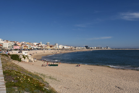 da: Village and  Beach Buarcos, Figueira da Foz, Portugal