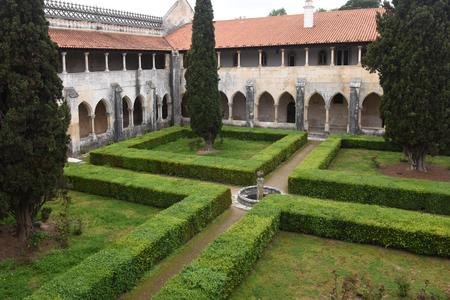 vitoria: Cloister (inner cloister) of the Monastery of Santa Maria da Vitoria, Batalha, Centro region, Portugal