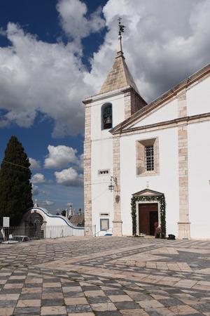 alentejo: Sanctuary of the Concepcion, Vila Vicosa, Alentejo region, Portugal
