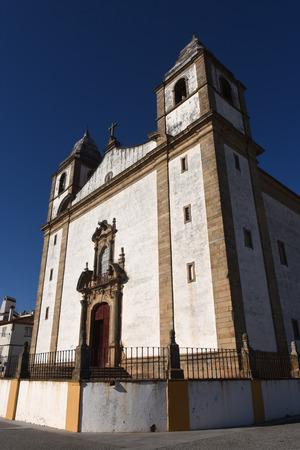 Igreja de Santa Maria da Devesa,Church, Castelo de Vide, Alentejo region, Portugal