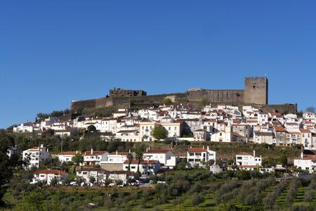 alentejo: village of Castelo de Vide, Alentejo Region, Portugal