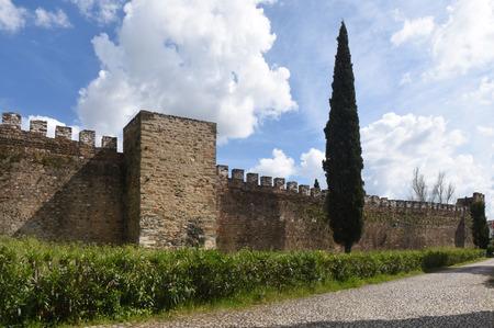 alentejo: Castle of Vila Vicosa, Alentejo Region, Portugal Editorial