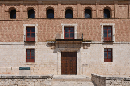 treaty: The House of the Treaty in Tordesillas, Valladolid province, Castilla y Leon, Spain Editorial