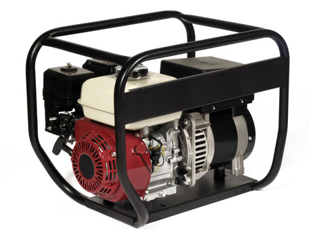 power generator: Portable power generator (Gasoline)