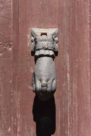 knocker: Old knocker