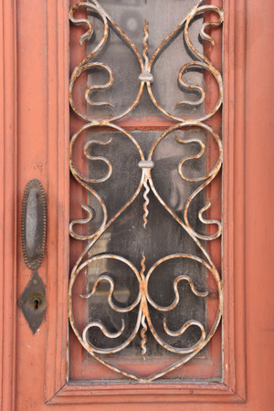 orenge: Detail door Stock Photo