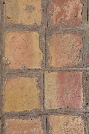terracotta: Terracotta floor