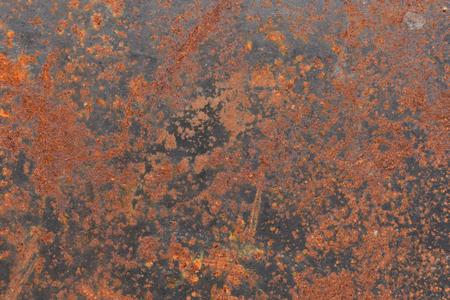rusty: Rusty iron