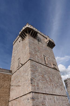 tres: Tres Coroas ,Three Crowns Tower, Estremoz, Alentejo region, Portugal
