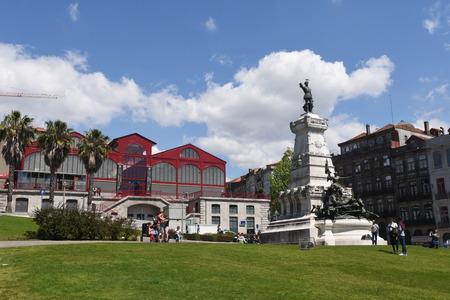 porto: old market, Porto, Portugal