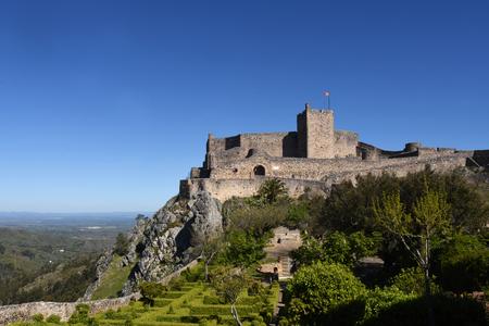 alentejo: Castle of Marvao, Alentejo region, Portugal