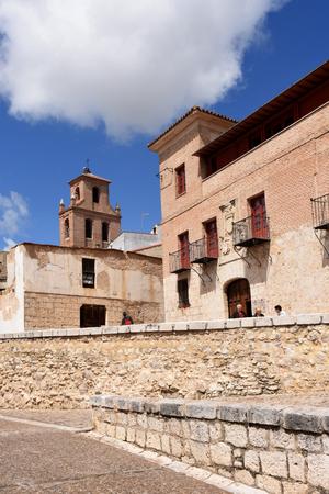 treaty: The Houses of the Treaty in Tordesillas, Valladolid, Castilla y Leon, Spain