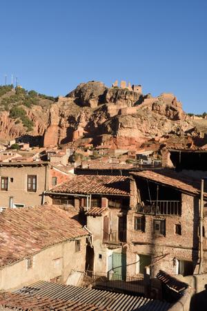 zaragoza: Village of  Daroca; Zaragoza province; Aragon Spain