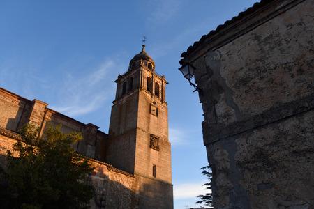 santa maria: Collegiate Church of Santa Maria, Medinaceli, Soria province, Spain