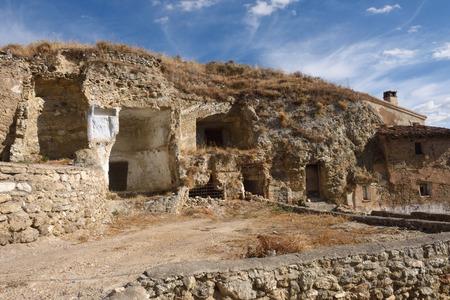 bodegas: bodegas, Calatayud, provincia de Zaragoza, Aragón, España