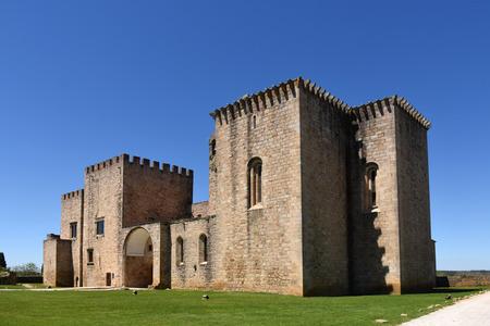 flor: Monastery of Flor da Rosa, Crato, Alentejo region, Portugal