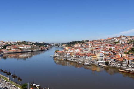 oporto: City of Oporto, Portugal