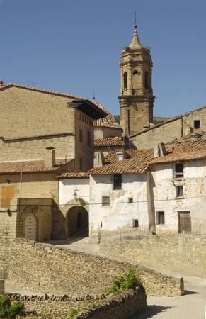 cid: village of La Iglesuela del Cid, Maestrazgo, Teruel province, Spain