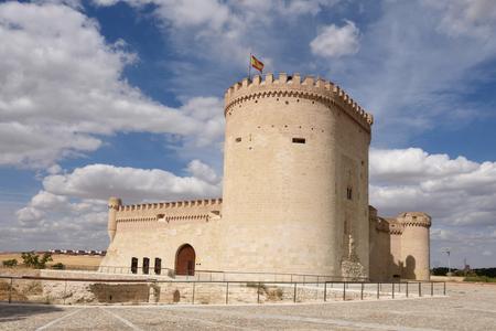 Castle of  Arevalo, Avila province,Spain